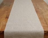 Custom order for Camille - 19 linen table runners