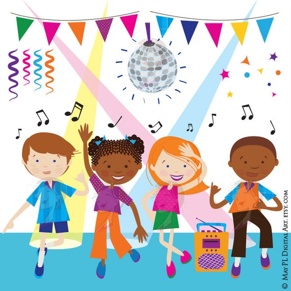 Image result for Disco clipart