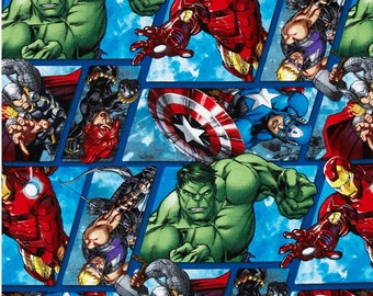 Marvel Avengers - Assemble Avenger Grid Multi