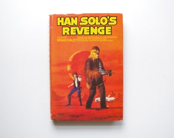 Han Solo's Revenge by Brian Daley - BCE Hardcover - Vintage Star Wars  - 1979 - Star Wars Book