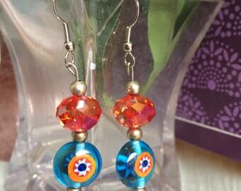 Indian inspired Earrings