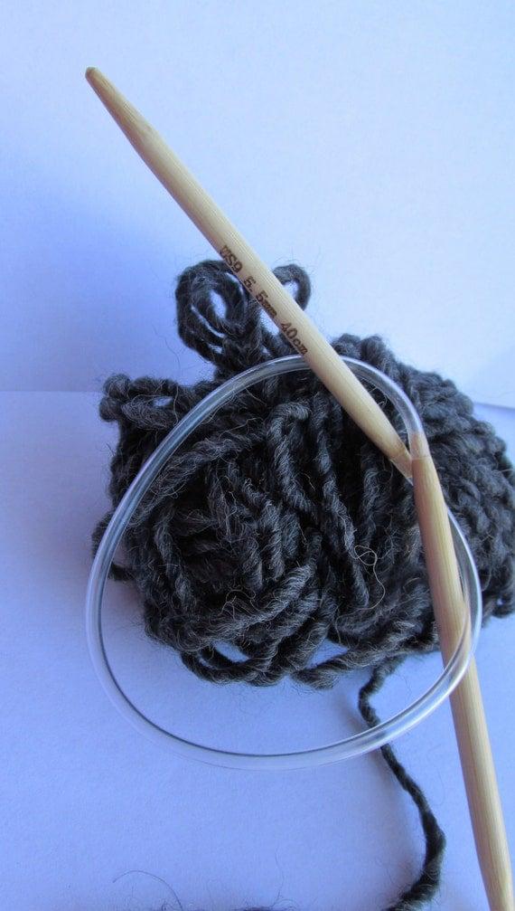 Knitting Needle Size 5mm : Cm circular knitting needle bamboo mm us