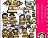 Melonheadz: Spelling Bee