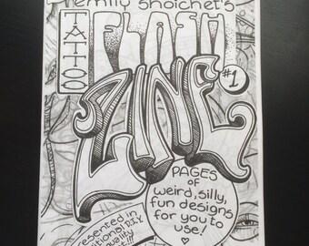 Emily Shoichet's Flash Zine #1