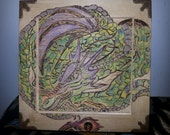 There Be Dragons Here, Hedera the Green Dragon, Treasure Box