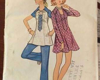 Butterick 5815 vintage pattern