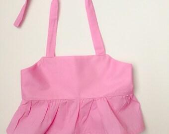 Pink Crop Top- On Sale