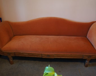 antique victorian couch - PICK UP ONLY - offers welcome