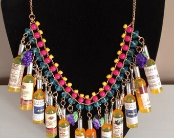 Wine Lovers Necklace