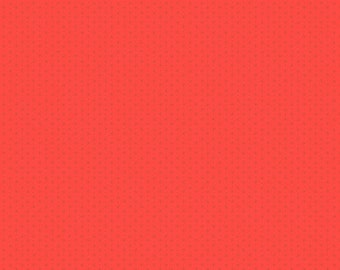 Asterisk Cayenne Red Fabric by Andover