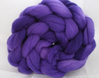 Wool Roving- Violet