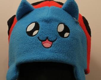 Catbug Fleece Hat