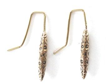 Earlinksc!  Edwardian 14k Earrings