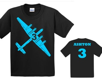 Airplane Birthday, Airplane Birthday Shirt, Airplane Birthday Party, Airplane Shirt, Plane Birthday Shirt, Plane Birthday Party, Plane Shirt