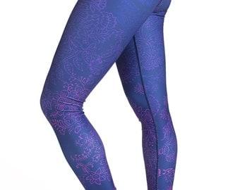 Flora Yoga Legging