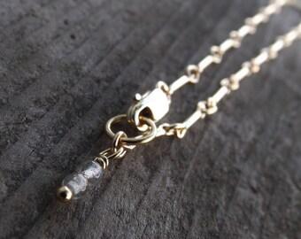 Gold Bar Chain Bracelet, Minimalist Bracelet, Gold Bracelet, Minimalist Jewelry, Modern Jewelry, Stacking Bracelet, Linked Bar Bracelet