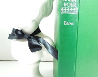 On Sale Price Brief Gaudy Hour. Vintage Hardback Book A Novel of Anne Boleyn. Circa 1940's. Rough Cut Pages. Goth. Unique Gift. Green Hardba
