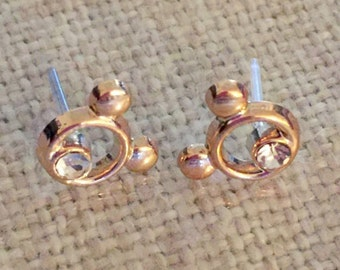 Mickey Mouse Handmade Earrings.