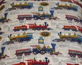 Train pillowcase