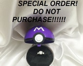 Special order for dchapman230