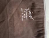 2 PR Beautiful Hanes Nylon Stockings Sz 9 Medium Coffee Color Never Worn