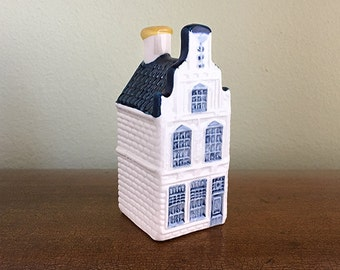 Delft Blue KLM house #24 Sealed, Bols Distillery, Holland Royal Distilleries, Airline Collectible