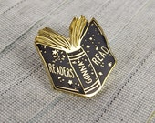 PRE-ORDER* Readers Gonna Read Enamel Pin -  Book Pin Badge - Geek Gift for Book Lover - Reading Pin - Book Jewelry - Library - Literature