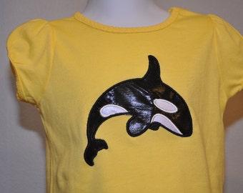 Sea World Whale shirt