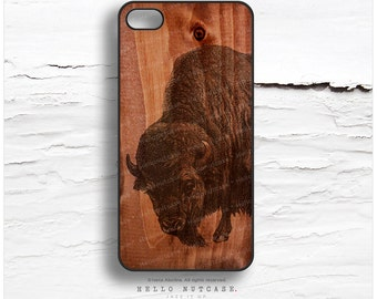 iPhone 7 Case Wood Bison iPhone 7 Plus iPhone 6s Case iPhone SE Case iPhone 6 Case iPhone 6s Plus iPhone iPhone 5S Case Galaxy S6 Case T100