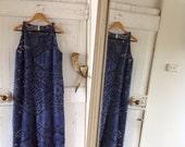 Women's Bohemian Lace Dress.Size 10 to 14.