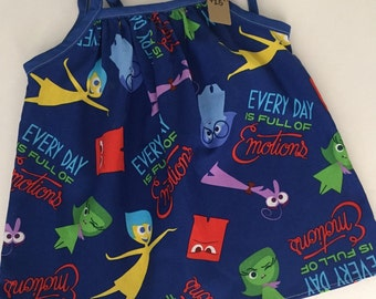 Inside out tunic tank size 3t