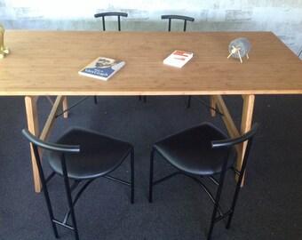 Tokyo Chairs Bieffeplast by Rodney Kinsman, set of four