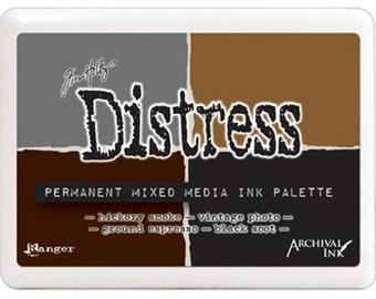 Ranger - Tim Holtz - Distress Mixed Media Palette Ink Pad