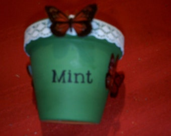 Herb pot/Mint