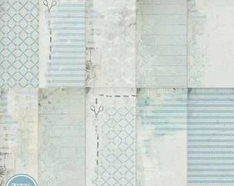 ON SALE Digital blog and scrapbooking background papers vol.59 - INSTANT Download