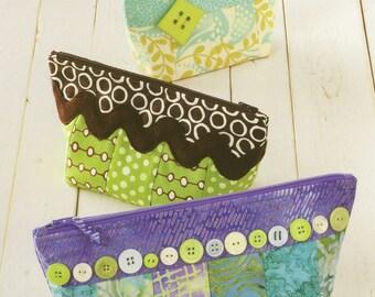 Zippy Strippy Bag Pattern by Atkinson Designs (ATK-149)
