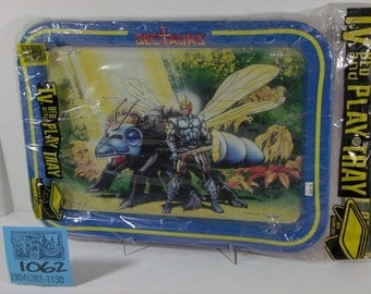 1970's TV Time Sectaurs Tray -Sealed