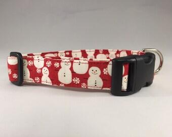 Snowman Collar