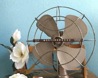 Westinghouse Vintage Fan 1950's