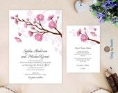 Printed Wedding Invitatio...