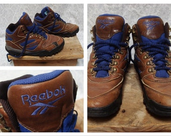 Vintage Reebok Shoes Etsy