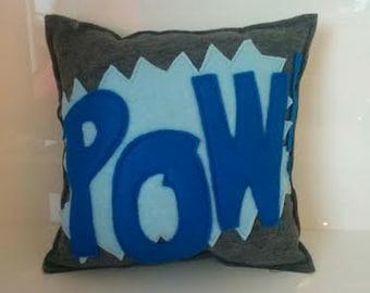 Comic Book Pillows
