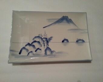MCI Japan Ceramic Tray
