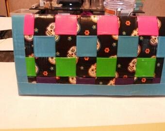 Ladies Duct Tape Wallet