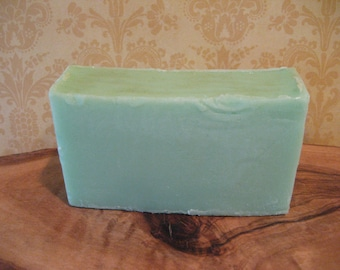 Fresh Cut Grass Soap Bar