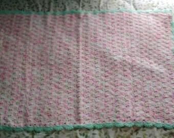 Baby blankets stroller blanket crib blanket bassinet blanket lot 131