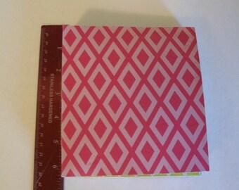 Handmade blank book