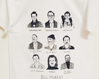 Medium Bill Murray t'shirt