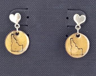 Idaho Earrings