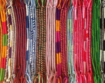 WHOLESALE Random Color Wrap Friendship Bracelet - Colorful - Traditional Friendship Bracelet